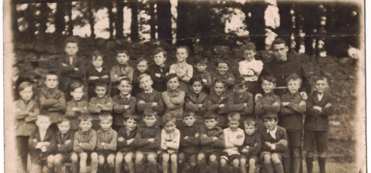 Corrandulla Boys' School Photographs, 1930s-40s