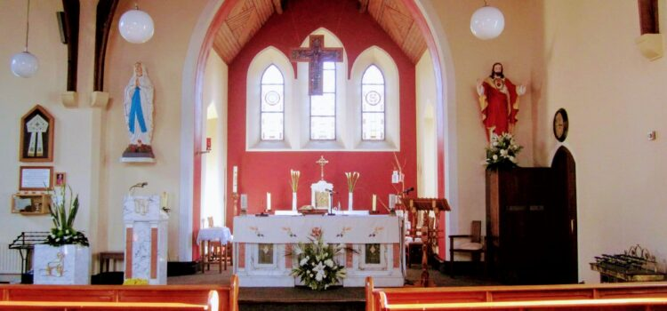 Centenary Celebrations at the Church of St Brendan by the Lake, Annaghdown
